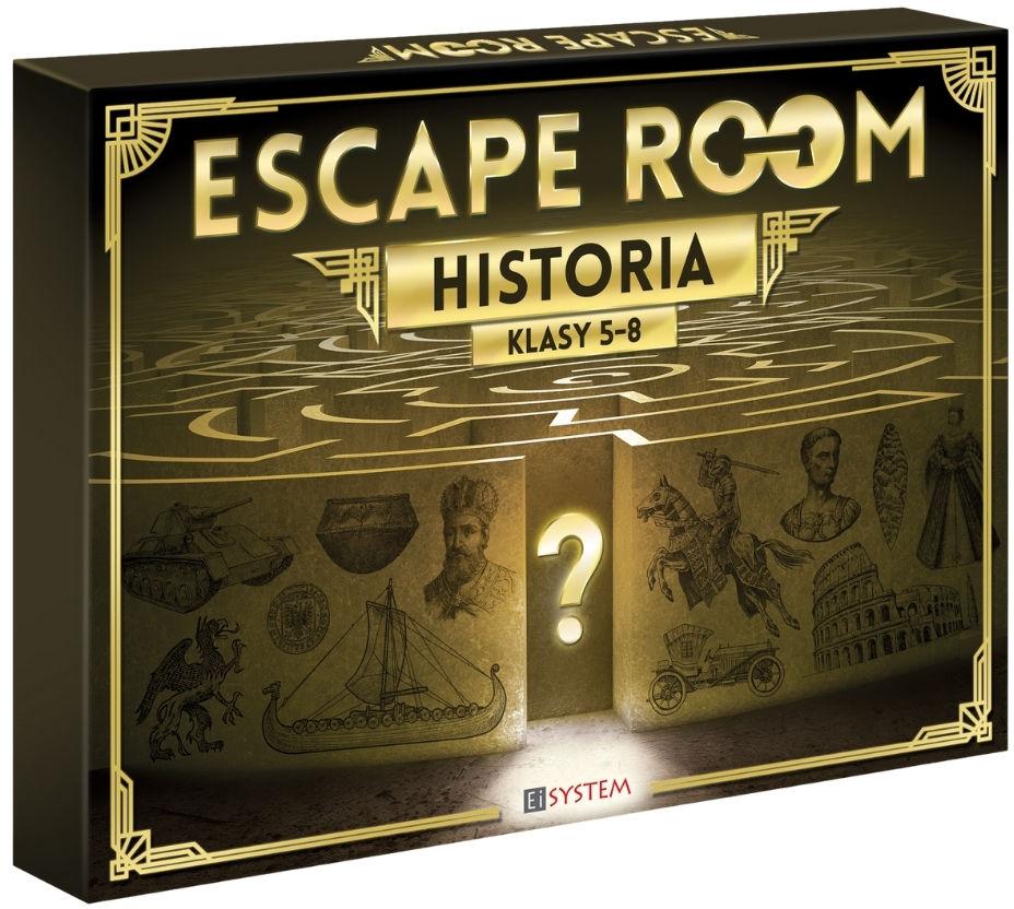 Escape Room Historia + gratis