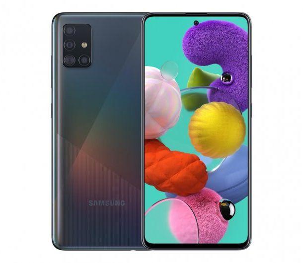 Samsung Galaxy A51 Czarny/Black SM-A515FZKVEUE