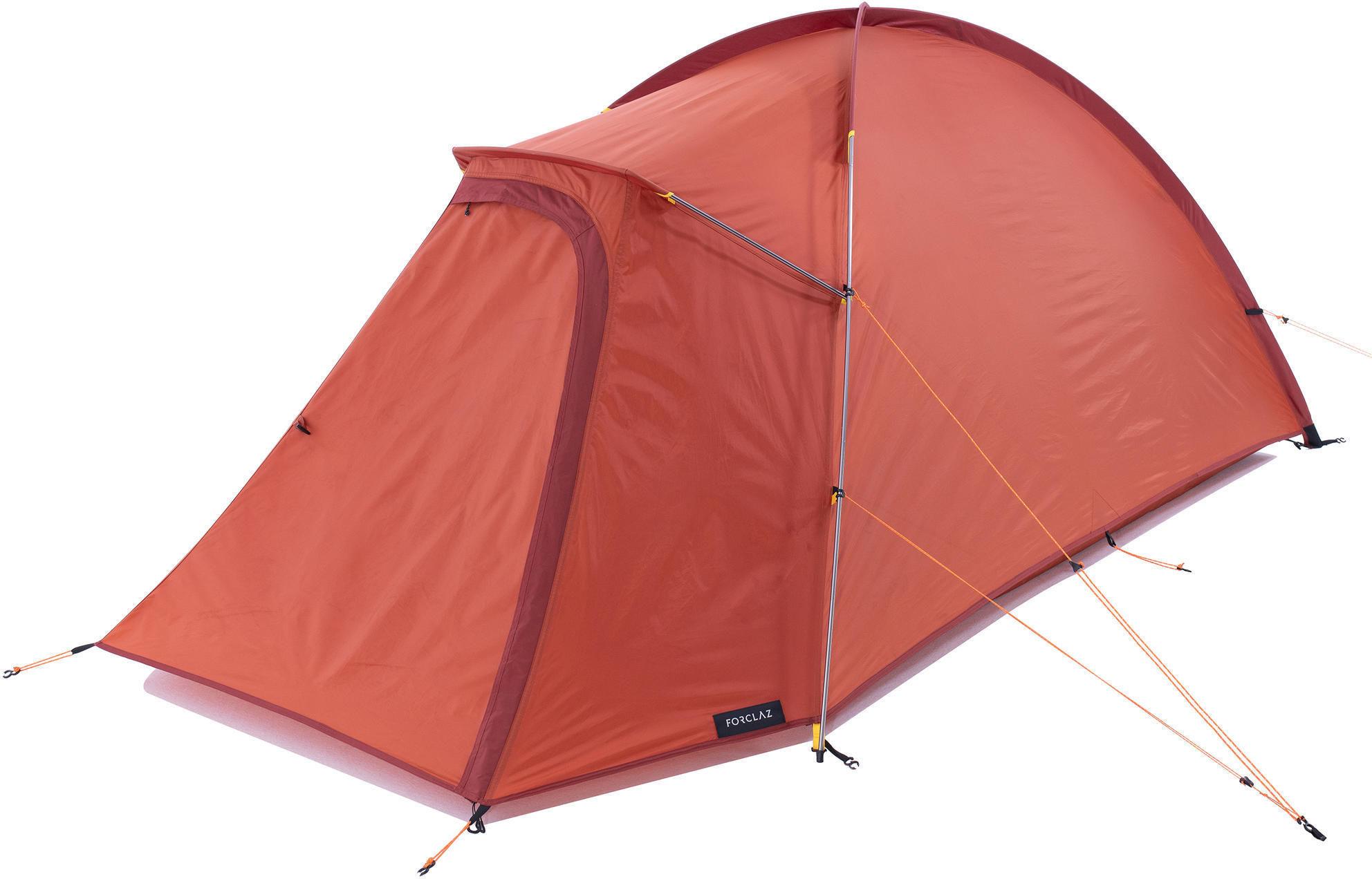 Namiot kopułowy samonośny 3-sezonowy - TREK 100 2-osobowy