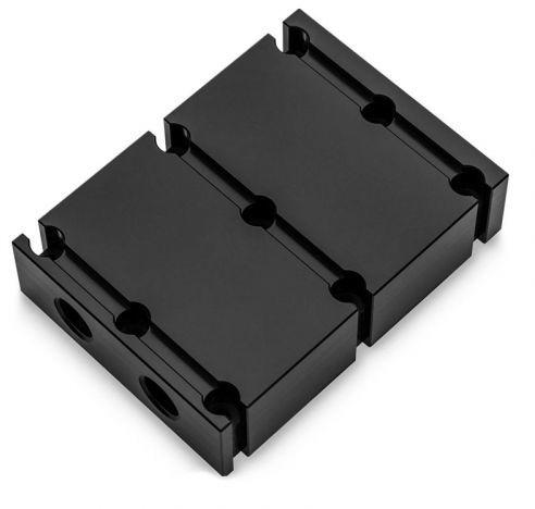 EK Water Blocks EK-Scalar Triple 2-Slot - Acetal