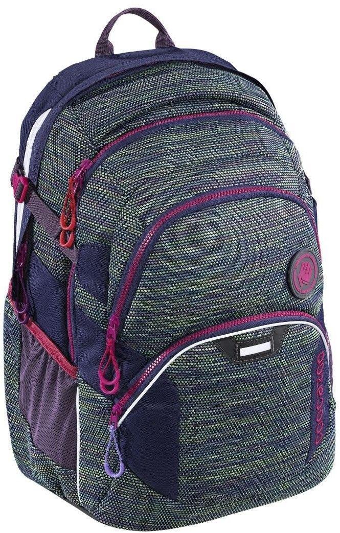 Plecak, tornister szkolny HAMA - Coocazoo - Wildberry Knit - Jobjobber II