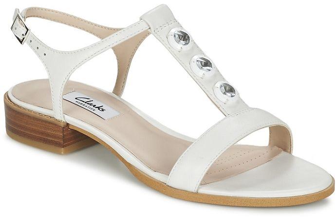 Sandały damskie CLARKS Bliss Shimmer 26117782D