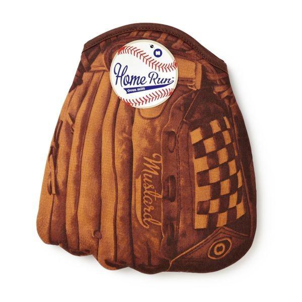 Baseballowa rękawica kuchenna