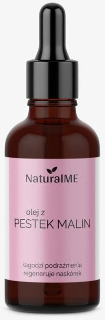 Olej z pestek malin 50ml NaturalMe