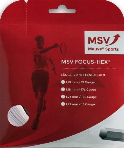 MSV FOCUS HEX (12,2M) - WHITE FH-SET-WH