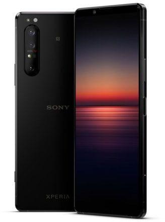 Sony Xperia 1 II Czarny/Black XQ-AT52