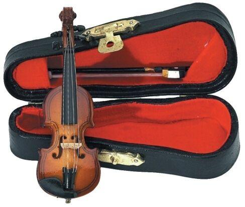 GEWA Miniaturki instrumentów Skrzypce
