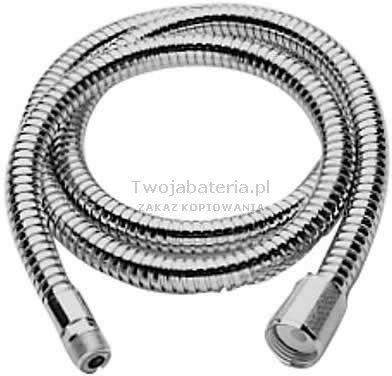 Tres wąż do baterii wannowych o podwójnym oplocie 170 m chrom 91.34.881 Darmowa dostawa