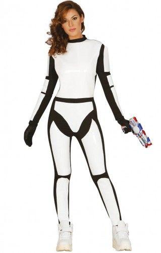 Strój dla kobiety Galaktyczny Żołnierz, Szturmowiec
