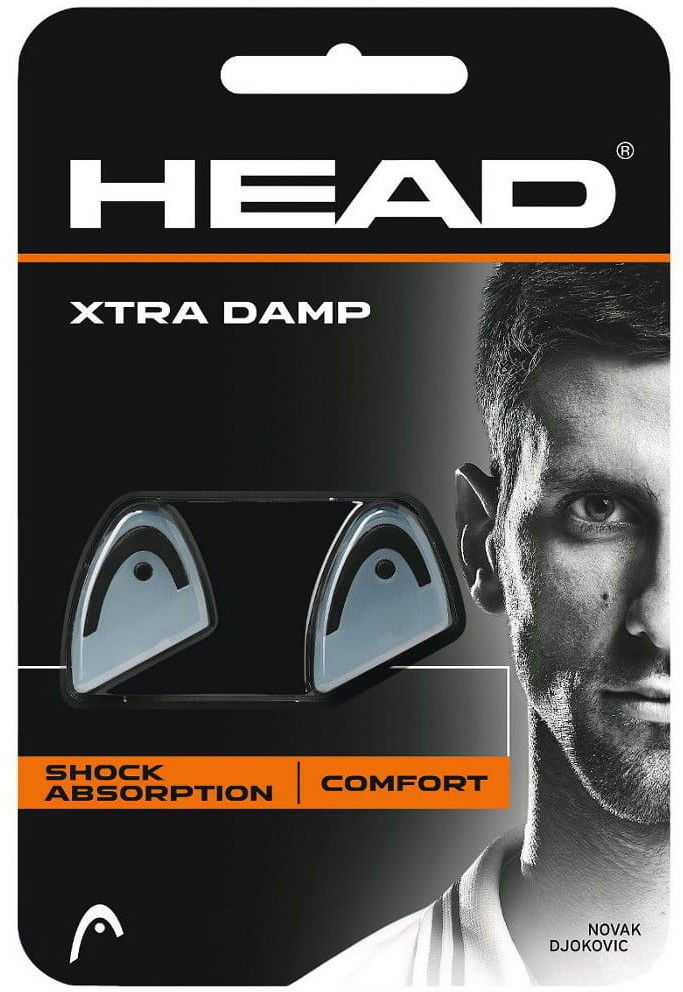 Head Xtra Damp - white/black 285511.WHBK