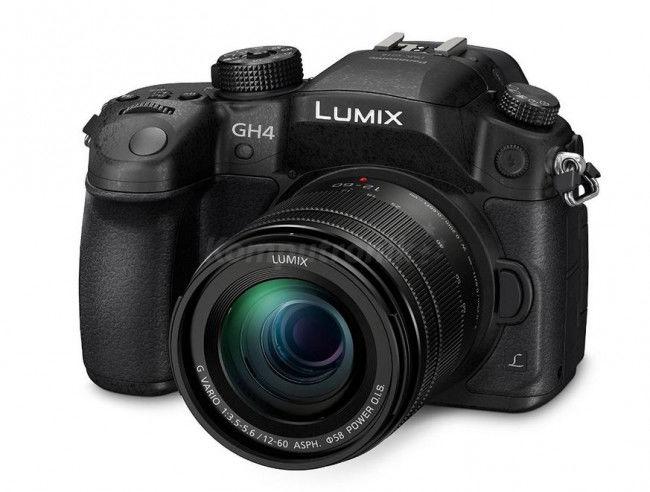 Panasonic Lumix DMC GH4 Body + 12-60mm F3.5-5.6
