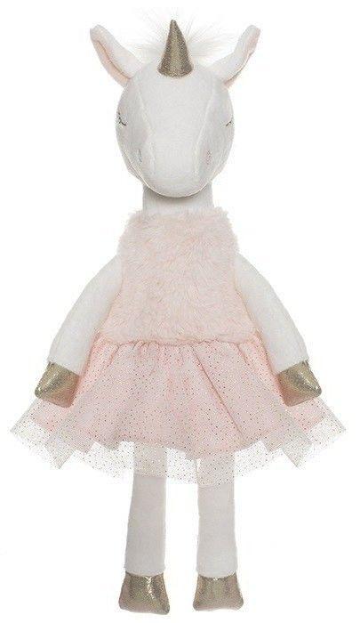Teddykompaniet Jednorożec Ella 40cm/2871