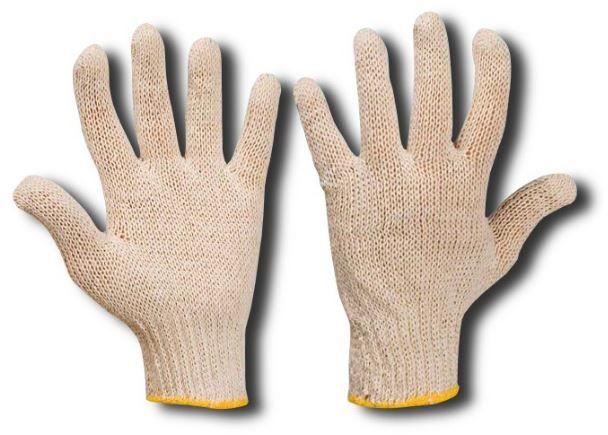 Rękawice baweł.biała