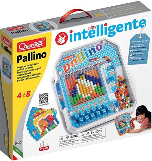 Quercetti Q1020 Pallino Edukacyjne Kodowanie numerów
