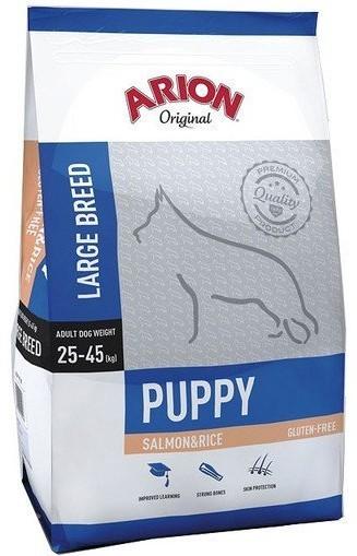 Arion Original Puppy Large Salmon & Rice 3 kg