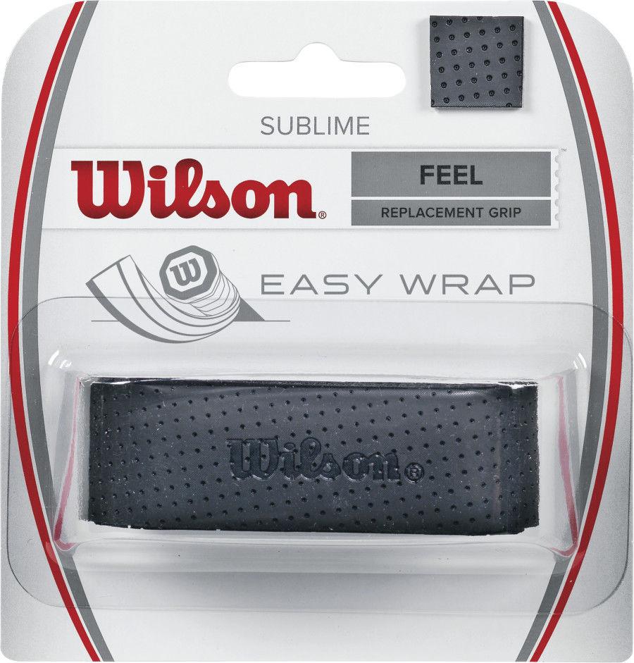 Wilson Wilson Sublime Grip (1 szt.) - black WRZ4202-BK