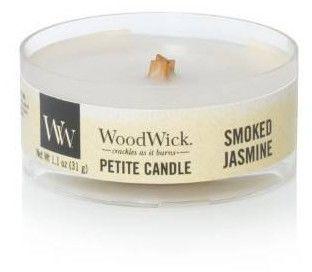 Smoked Jasmine świeca petite WoodWick