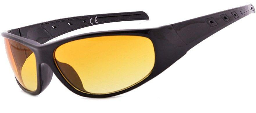 Rozjaśniające okulary do Jazdy Nocą dla kierowców Sportowe DR-3142-C2