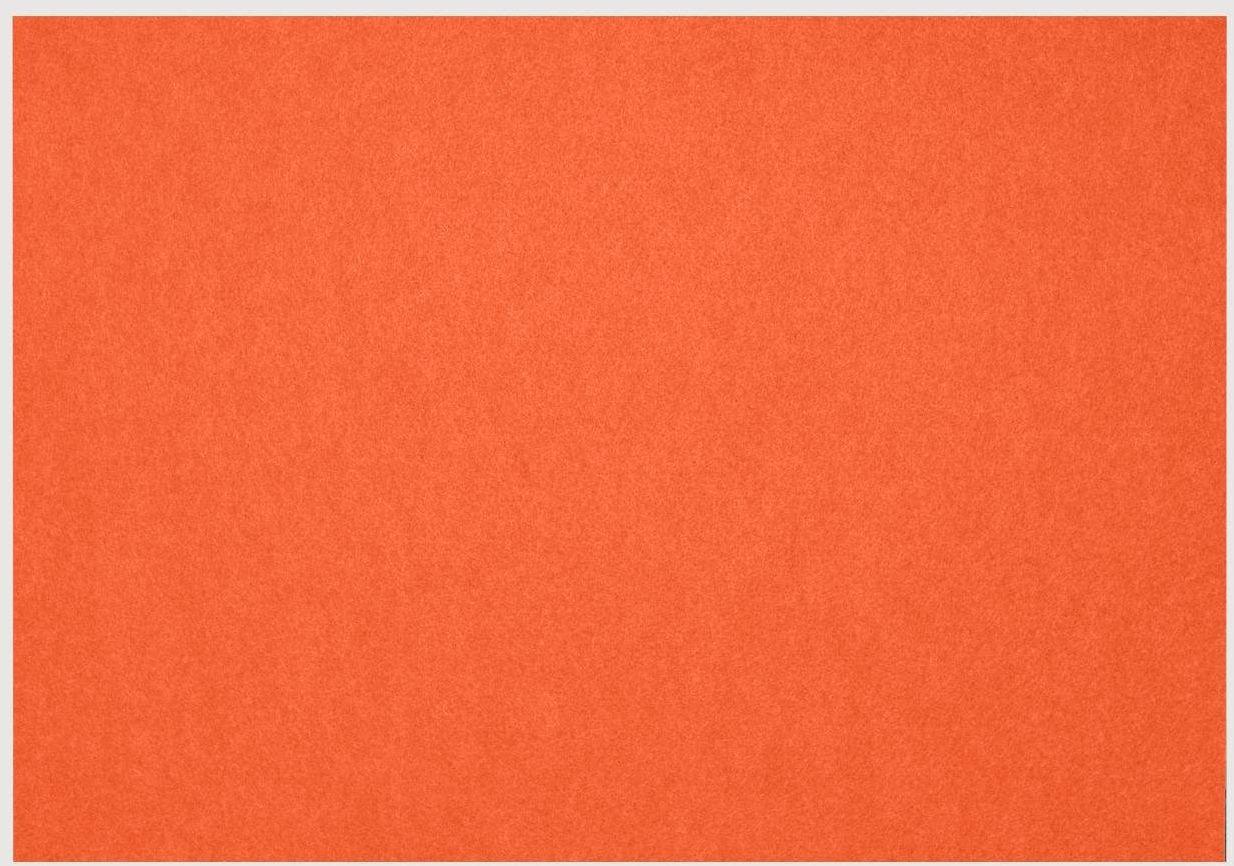 Zestaw fiberixx - 31 x 42 pomarańczowy