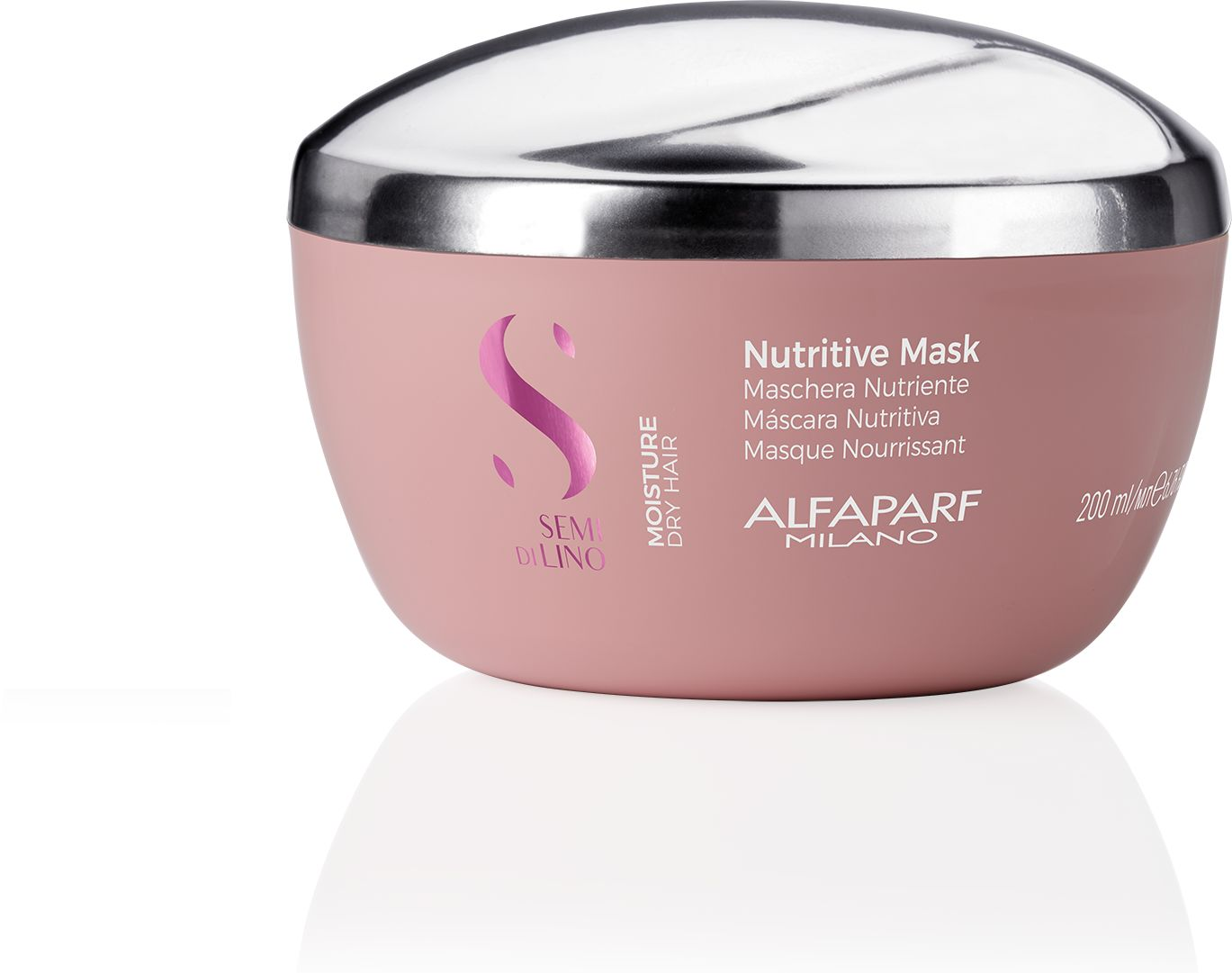 Alfaparf SDL Moisture Maska nawilżająca włosów suchych 200 ml