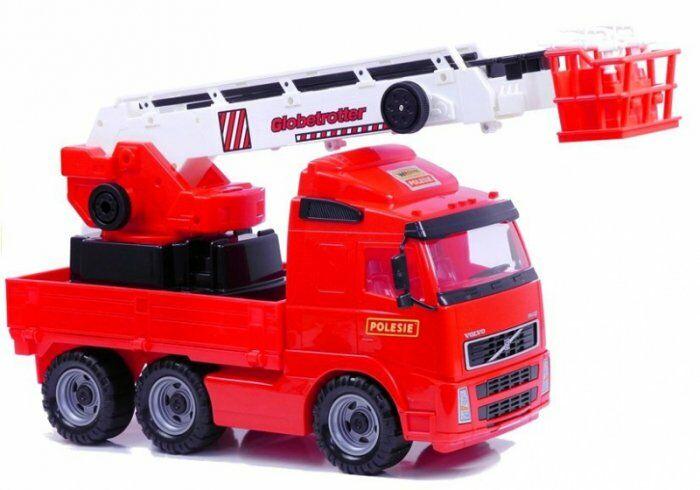 Polesie Samochód Straż Pożarna w Siatce 8787
