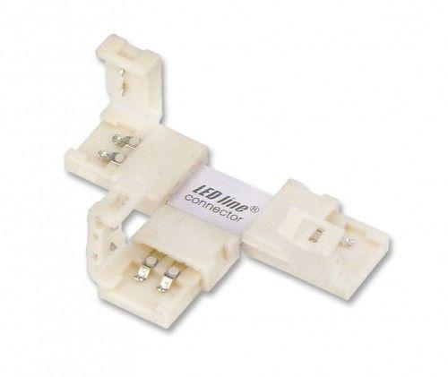 Łącznik kątowy CONNECTOR CLICK do taśm 8mm 2 pin typ T