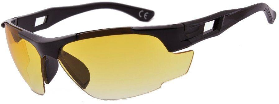 Rozjaśniające okulary do Jazdy Nocą dla kierowców Sportowe DR-3141-C2