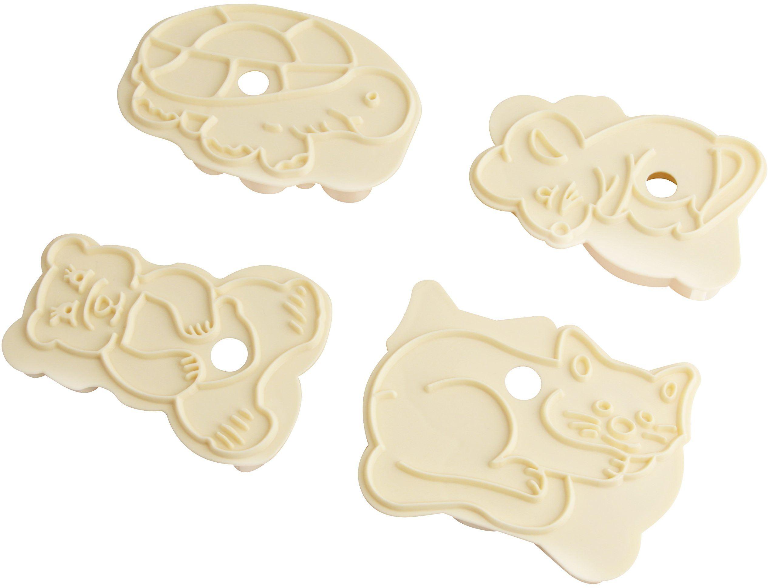Zenker 43062 foremki do wykrawania ciastek ze stemplem, patisserie