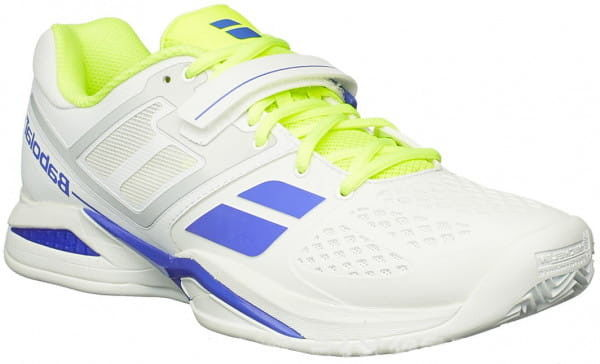Babolat Propulse Clay - white/yellow