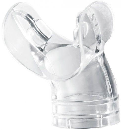 Tyr ultralite snorkel 2.0 mouthpiece replacement przezroczysty