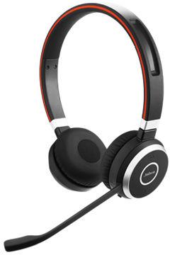 Jabra Evolve 65 MS Stereo Zestaw słuchawkowy Opaska na głowę