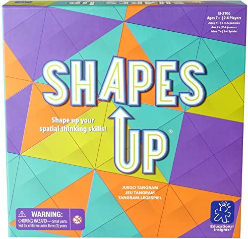 Learning Resources Shapes Up tangram
