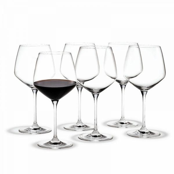 Holmegaard PERFECTION Kieliszki do Czerwonego Wina 590 ml