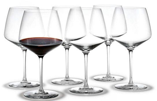 Holmegaard PERFECTION Kieliszki do Czerwonego Wina 900 ml