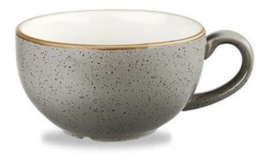 Filiżanka porcelanowa Peppercorn Grey