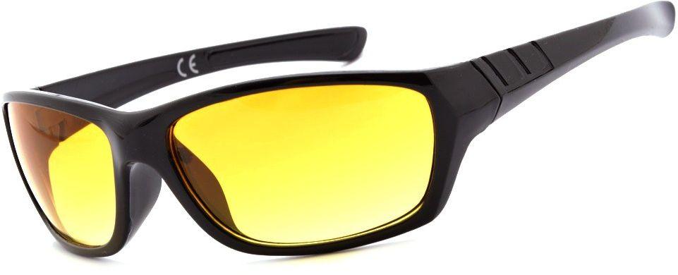 Rozjaśniające okulary do Jazdy Nocą dla kierowców Sportowe DR-3144-C2