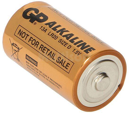 Bateria alkaliczna 1,5V D