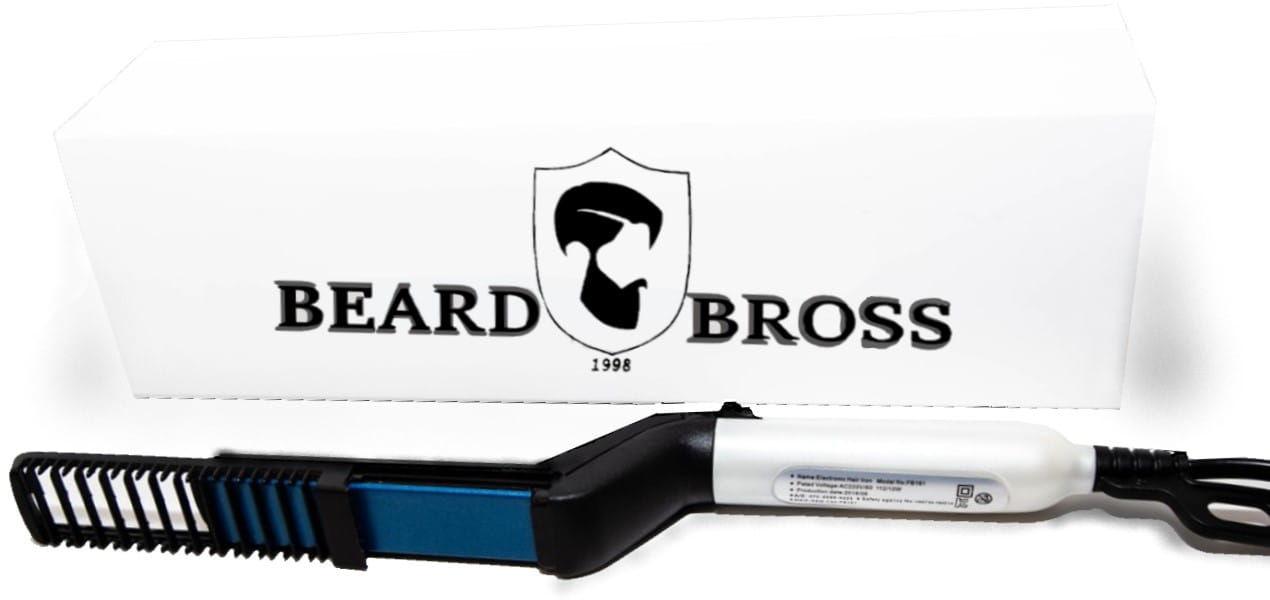 Beard Bross Prostownica Szczotka do BRODY / WŁOSÓW