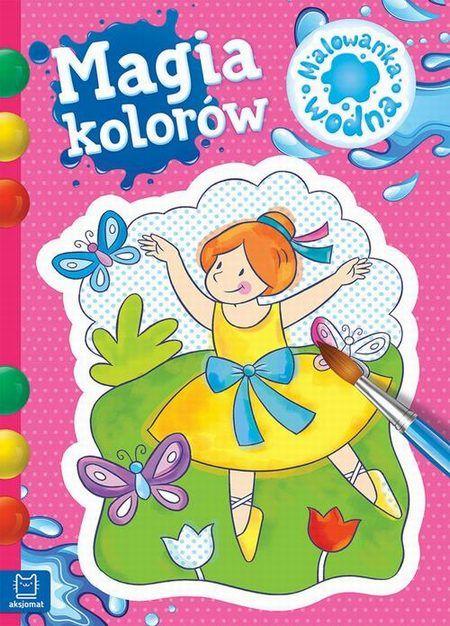 Malowanka wodna Magia koloru