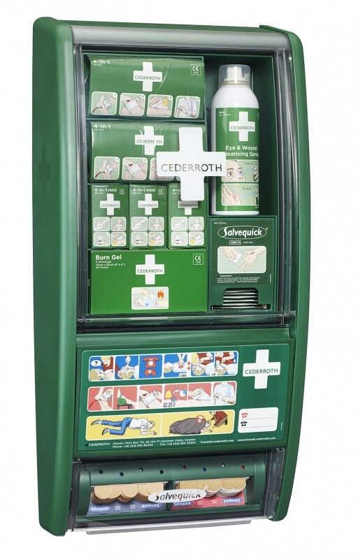 Apteczka Cederroth First Aid Station 490920
