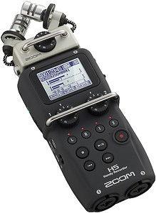 Rejestrator dźwięku Zoom H5 + gratis zestaw akcesoriów Zoom APH-5 - Promocja Black Friday