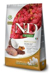 FARMINA N&D Quinoa Skin&Coat Quail 0,8 kg Dog