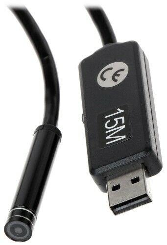 KAMERA INSPEKCYJNA WIRE-CAM-15 STANDARD: USB
