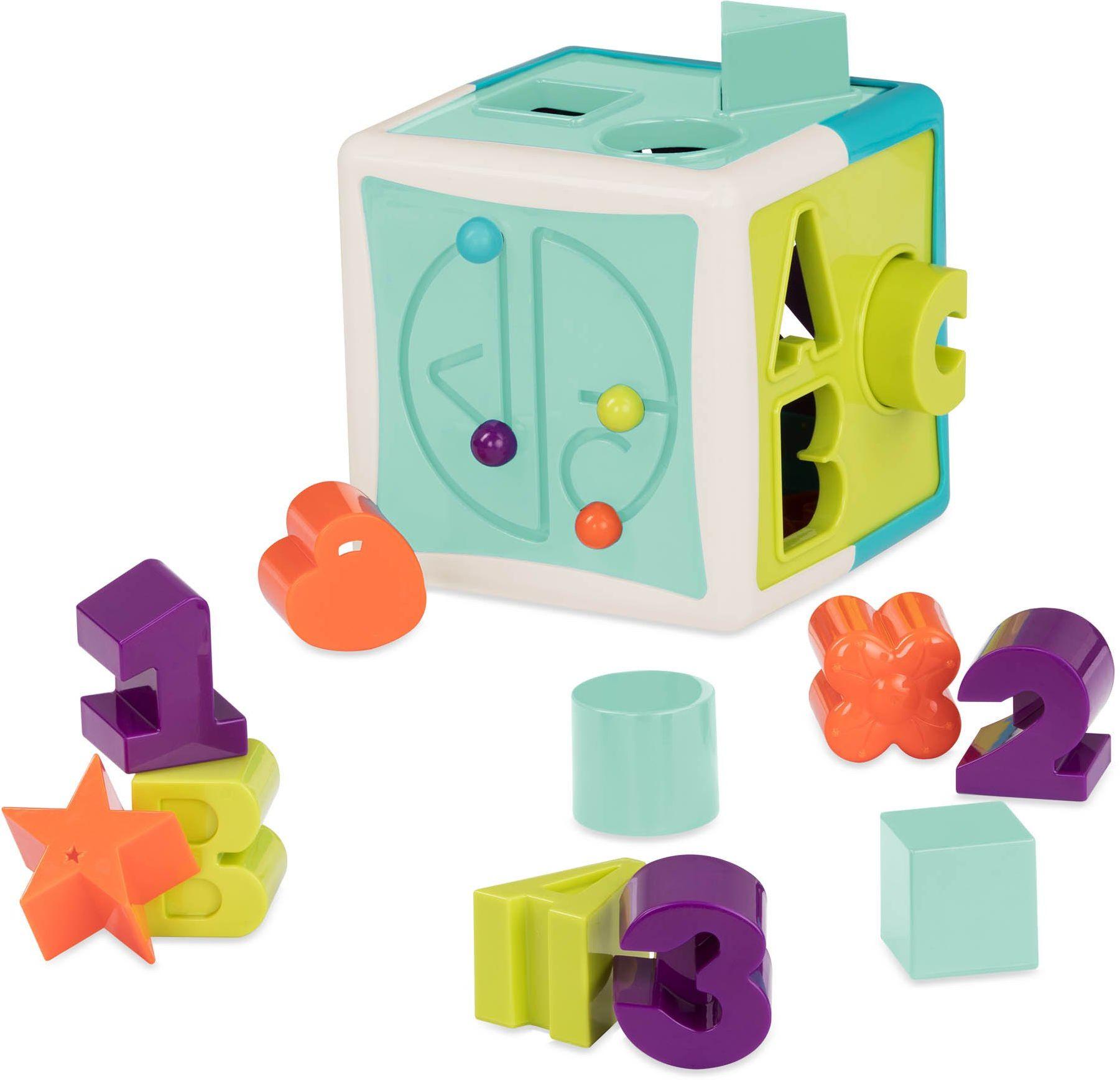 Battat BT2577Z Sorter Cube, różne kolory