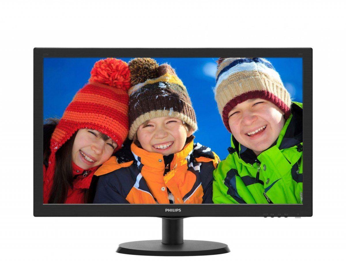 """Monitor Philips 21,5"""" 223V5LSB2/10"""