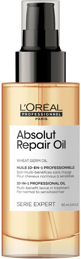 Loreal Professional Absolut Repair Olejek do włosów zniszczonych 90 ml