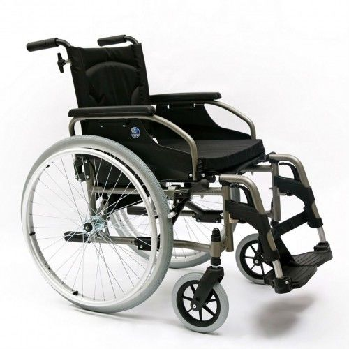 Wózek inwalidzki Vermeiren V100 Solidna konstrukcja