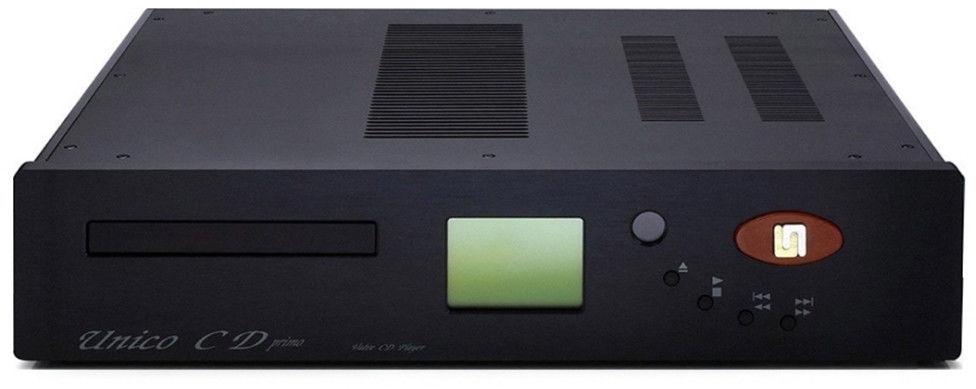 UNISON RESEARCH Unico CD Primo Black - Odtwarzacz CD +9 sklepów - przyjdź przetestuj lub zamów online+