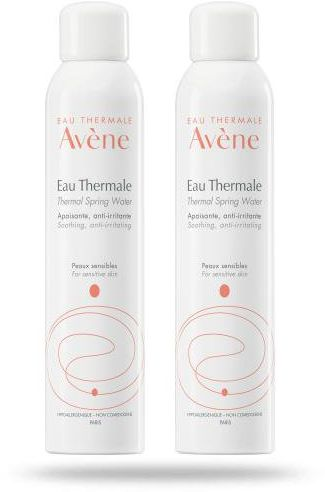 Avene woda termalna w spray''u 2x 300 ml [DWUPAK]