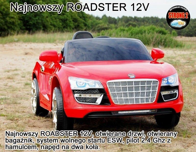 NAJNOWSZY ROADSTER OTWIERANE DRZWI, 12V/LB-8828